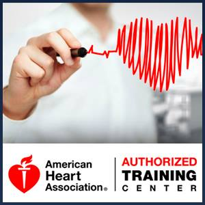 American-heart-association-authorized-training-center